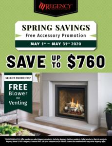 spring savings 2020