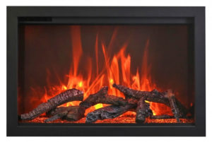 Amanti Traditional Electric Fireplace Insert